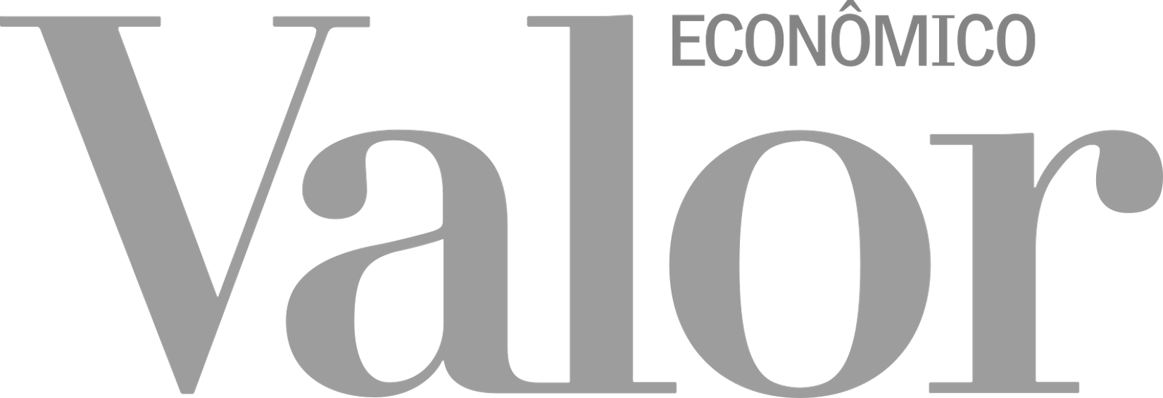 logotipo do jornal valor economico